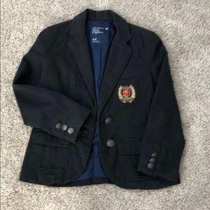 Classic preppy American Eagle gray blazer